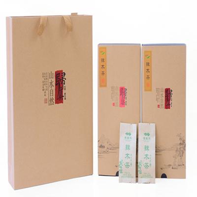 辣木茶·永发归真系列包装